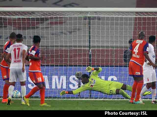Video : ISL 2016: Edel Bete Heroics Deny Delhi Dynamos Full Points