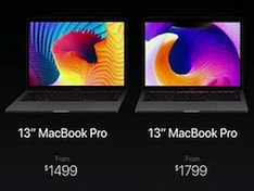 MacBook Pro With 'Touch Bar' Controller, Touch ID, All-New Design Launched