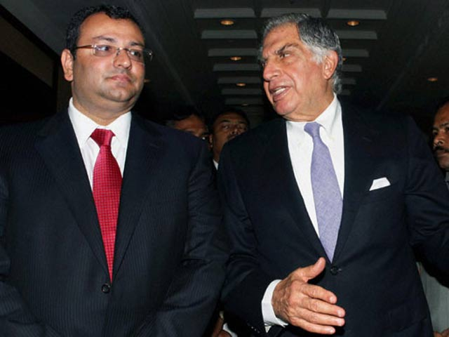 Video : Ratan Tata Wants Buyer For Cyrus Mistry's Stake In Tata Sons: Report