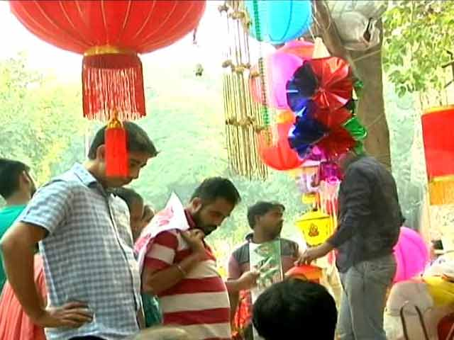 Video : Chinese Goods Get A Cold Shoulder From Delhi Traders, Amid Fear Of Losses