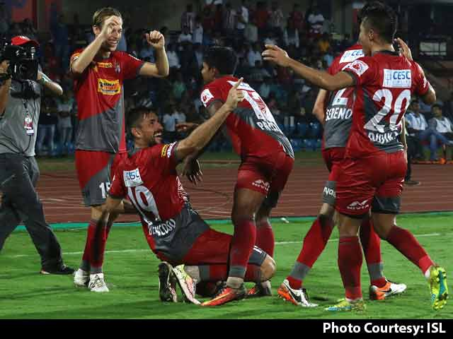 Video : ISL: Atletico de Kolkata Climb to Top After Win vs NorthEast United
