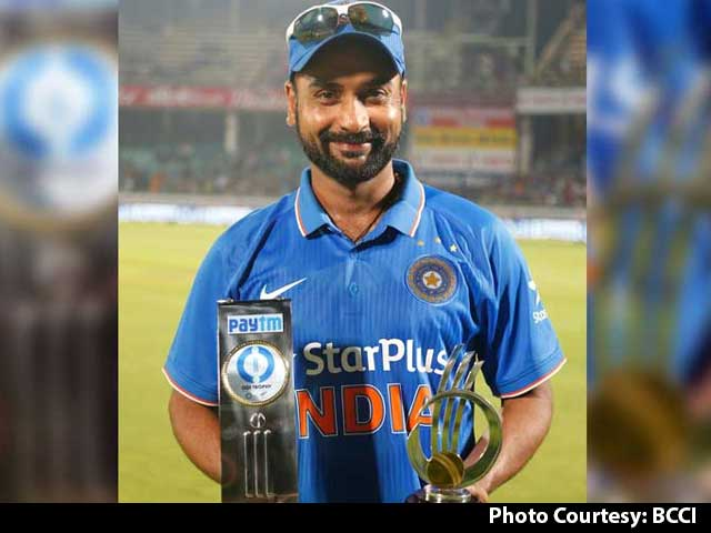 Amit Mishra Deserved Man of The Series Award: Gavaskar to NDTV