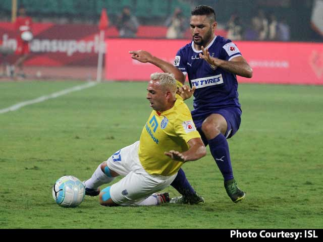 Video : ISL: Chennaiyin FC, Kerala Blasters' Duel Ends in Stalemate