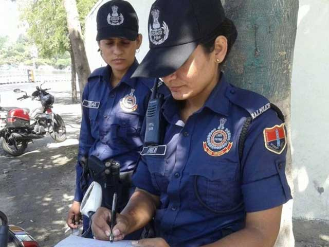 Video : Trained In Martial Arts, Women-In-Blue Patrol Udaipur Streets