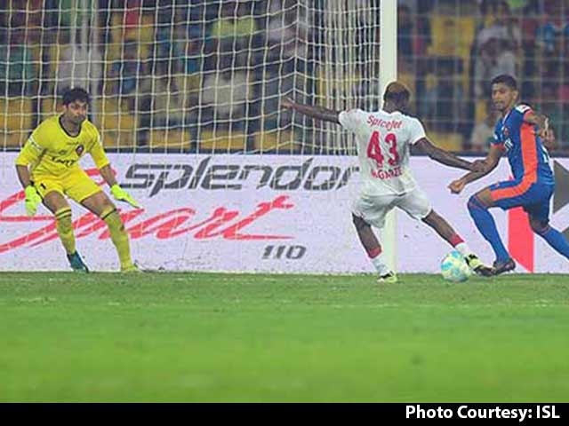 Video : ISL 2016: Delhi Dynamos Hand FC Goa Another Home Defeat