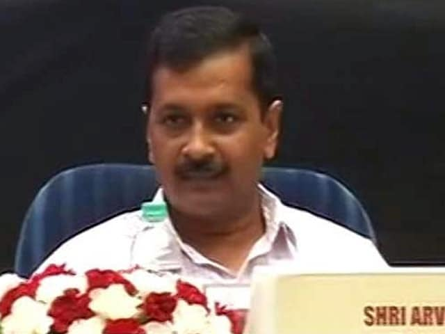 Video : Judges' Phones Tapped, Alleges Arvind Kejriwal. Wrong, Retorts Government