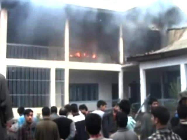 Video : The Burning Schools In Kashmir