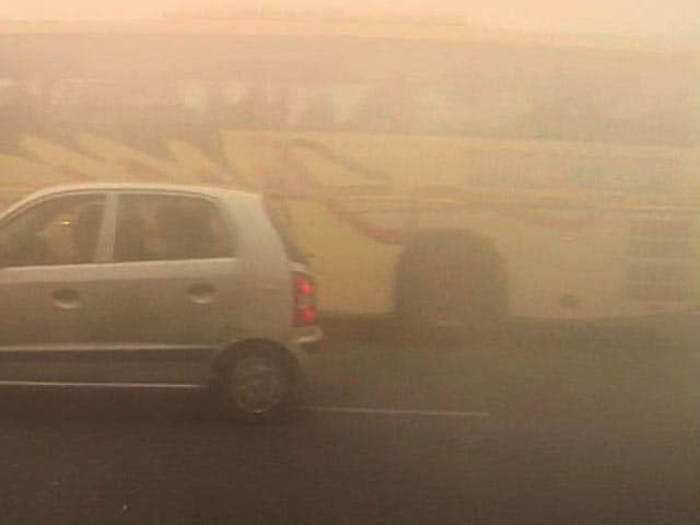 Video : Day After Diwali, Delhi Chokes On More Polluted Air