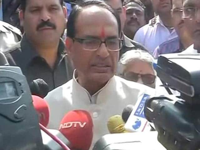 Video : Much Ado About Terrorists, Says Chief Minister Chouhan On Bhopal Encounter
