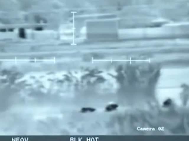 Videos : कैमरे में कैद : फिर नाकाम हुई बॉर्डर क्रॉस करने की आतंकियों की कोशिश