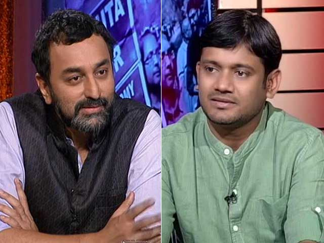 Video : Kanhaiya Kumar: 'I Want to Unite the Opposition'