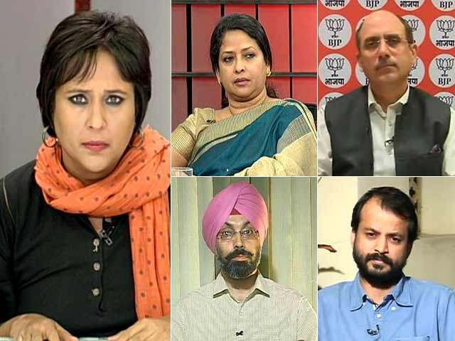 Video : OROP Suicide, Veteran's Son Detained: Rahul Gandhi, Kejriwal vs Modi Government