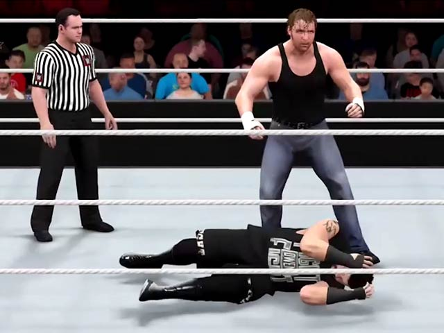 Video : WWE 2K17 Review