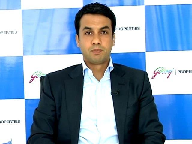 Video : See Huge Opportunity In Noida: Pirojsha Godrej