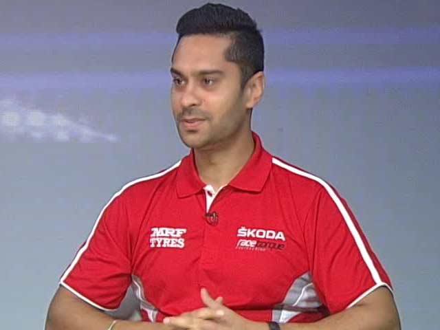Video : 2016 Has Been My Best Rallying Season: Gaurav Gill