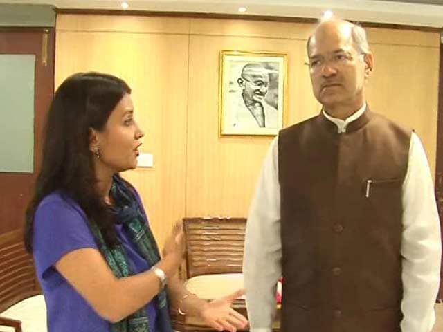 Video : 'Will Have A Short, Medium, Long Term Plan On Pollution': Environment Minister