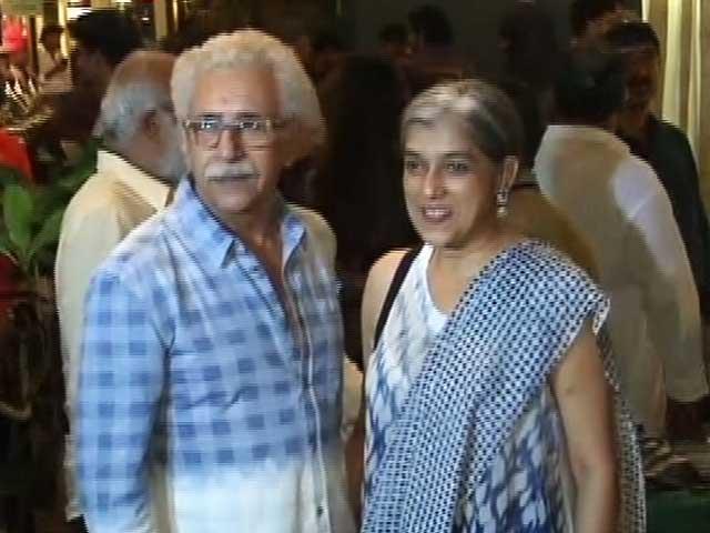 Videos : मुंबई में पृथ्वी थियेटर फेस्टिवल शुरू, नसीरुद्दीन शाह परिवार सहित रंगमंच पर