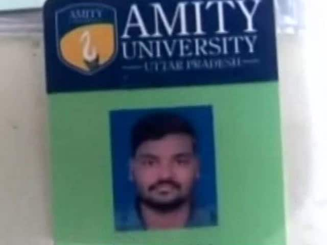 Video : 21-Year-Old Allegedly Hangs Himself In Amity University, Leaves Note For Parents