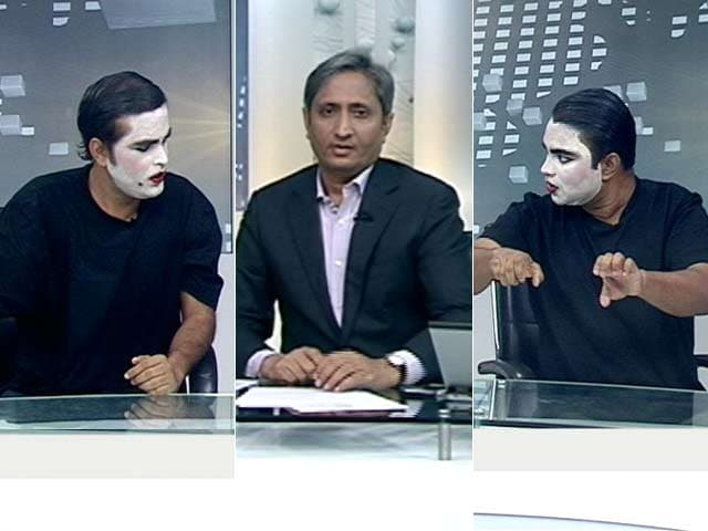 Video : 'If We Can't Ask Questions, What Can We Do': Ravish Kumar On NDTV India Ban