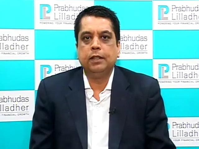 Video : Prabhudas Lilladher's View On Sun Pharma