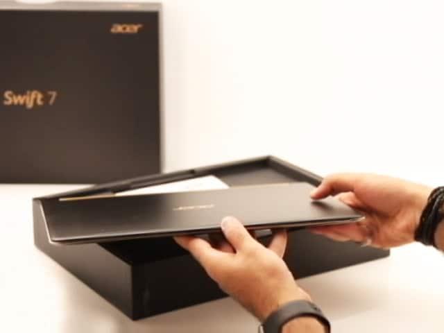 Video : Acer Goes Size Zero