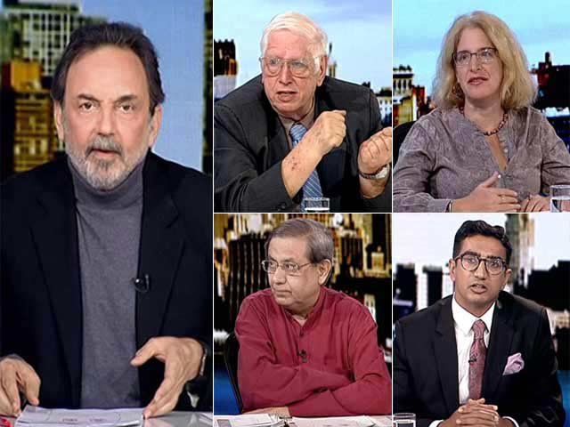 Video : Prannoy Roy's Analysis Of The US Election