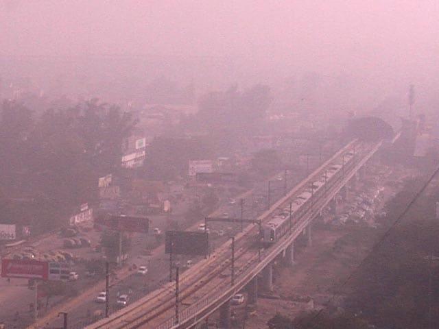 Videos : आनंद विहार के नजदीकी इलाकों को साल भर झेलनी पड़ती है प्रदूषण की मार