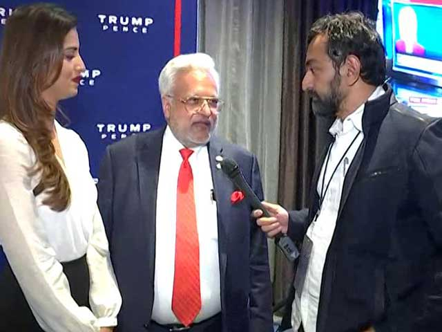 Video : We Have Created Excitement In The Hindu American Community To Vote For Trump: Shalabh Kumar