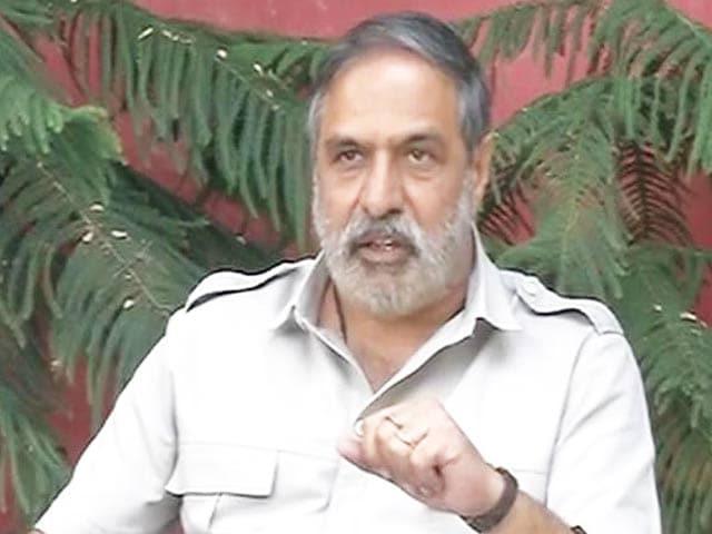 Videos : जानें नोट बैन पर क्या बोले आनंद शर्मा