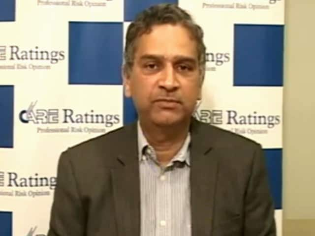 Video : CARE Ratings On Demonetisation Of 500, 1000 Rupee Notes