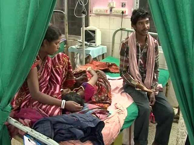 Video : Tribal Group Shuts Down Odisha District Over Japanese Encephalitis Deaths