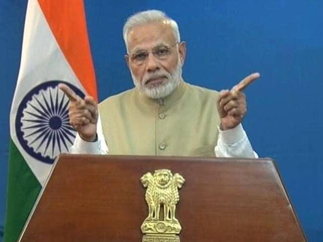 Videos : नेशनल रिपोर्टर : नोटबंदी को लेकर लोगों के रुख पर प्रधानमंत्री ने जताई खुशी