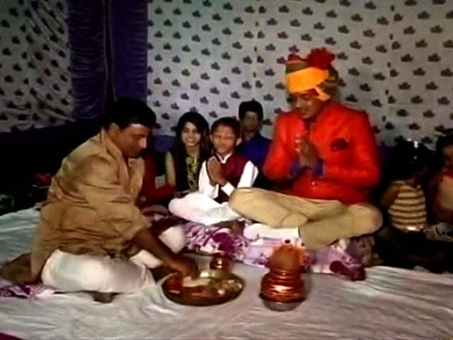 Video : Thousands Of Weddings Today But Band, Baaja And Baraat Hit By Note Crunch