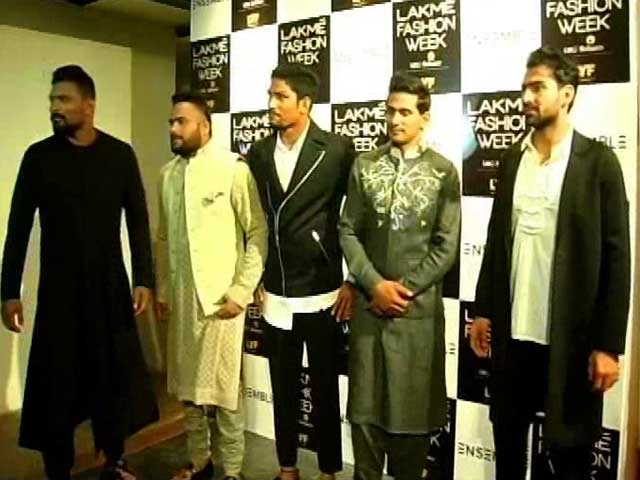 Indian Kabaddi Stars Show Off Fashion Skills