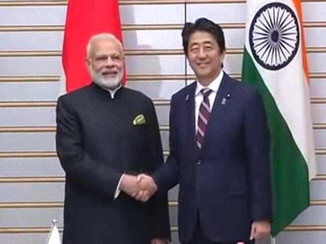 Video : India, Japan Sign Landmark Nuclear Deal After 6 Years Of Talks