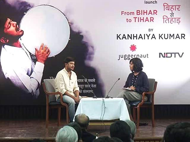 Video : JNU's Kanhaiya Kumar: From Bihar to Tihar