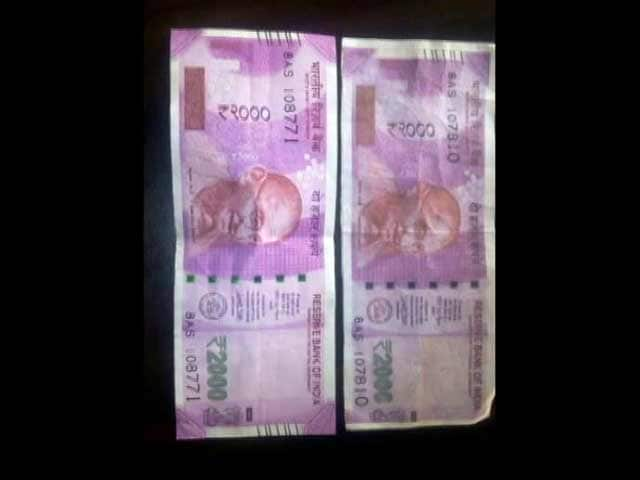 Video : In Karnataka, Farmer Cheated With Copy Of 'High-Security' Rs 2,000 Note