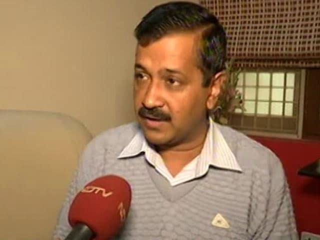 Video : नोटबंदी से कोई करप्शन नहीं ख़त्म होने वाला, ये धोखा है : अरविंद केजरीवाल