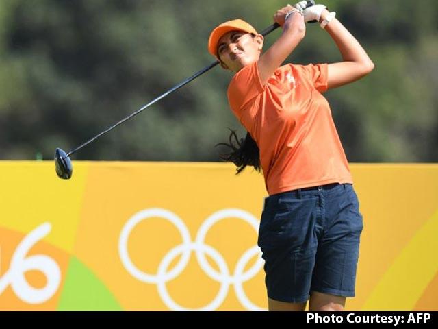 Video : Leading Indian Golfers Hail Aditi Ashok's Historic Indian Open Win