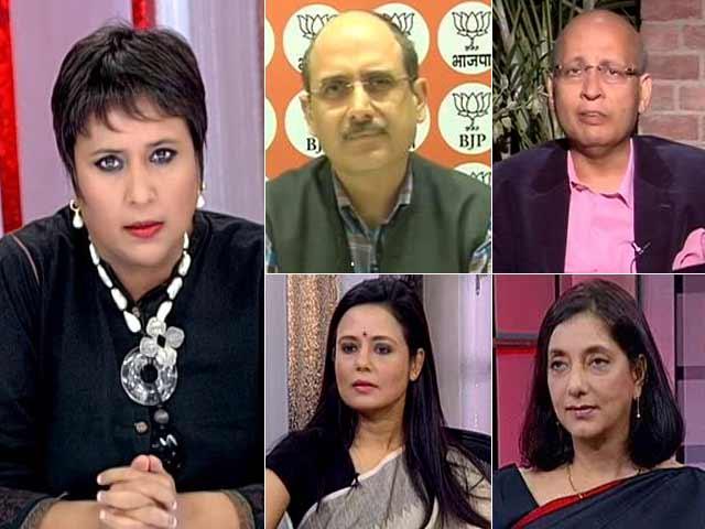 Video : 'Black Money Decision <i>Kadak</i> Like My <i>Chai</i>': Notebank Politics - Modi Vs The Rest