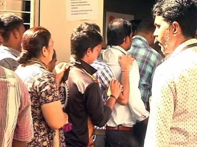 Video : नोटबंदी के बाद ऑनलाइन लेनदेन पर भार बढ़ा