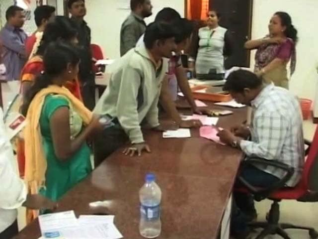 Video : After Notes Ban, Many Defunct Jan Dhan Accounts Spring A Surprise