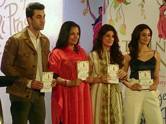 Funnily Enough: KJo, Alia, Twinkle, Akshay Under One Roof