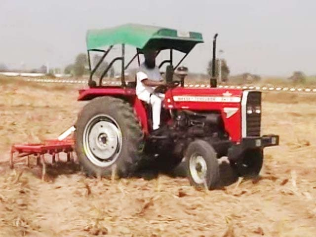 Video : Fields Left Vacant As Punjab Farmers Queue Up For Cash; Labourers Unpaid