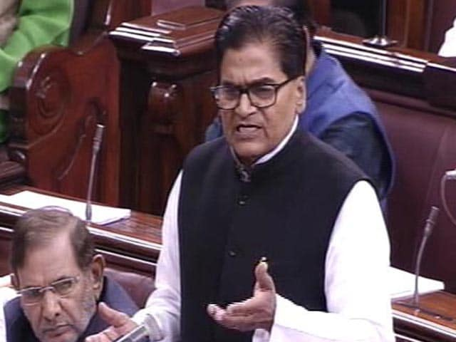 Video : Measure Anger On 500 And 1000 Notes Ban In Rolling Pins, Says Ram Gopal Yadav