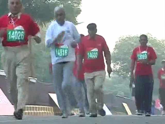 Video : Is Delhi Safe Enough For Half Marathon?
