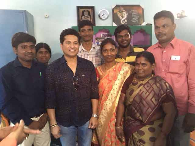 Video : Sachin Tendulkar Proud About Adopted Village's Transformation