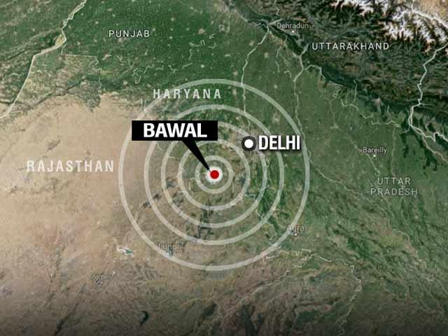 Video : Tremors In Delhi, Gurgaon After 4.4 Magnitude Earthquake Hits Haryana