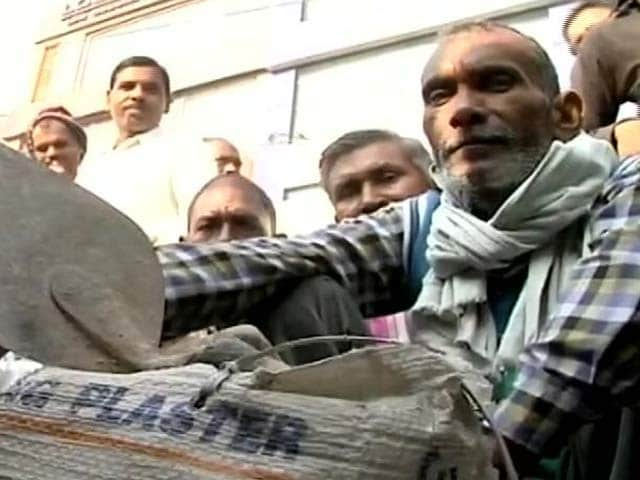Video : As Cash Runs Dry, No Work For Migrants From Drought-Hit Bundelkhand
