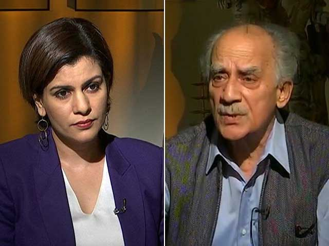 Video : Committing Suicide Also Radical, Says Arun Shourie On Notes Ban